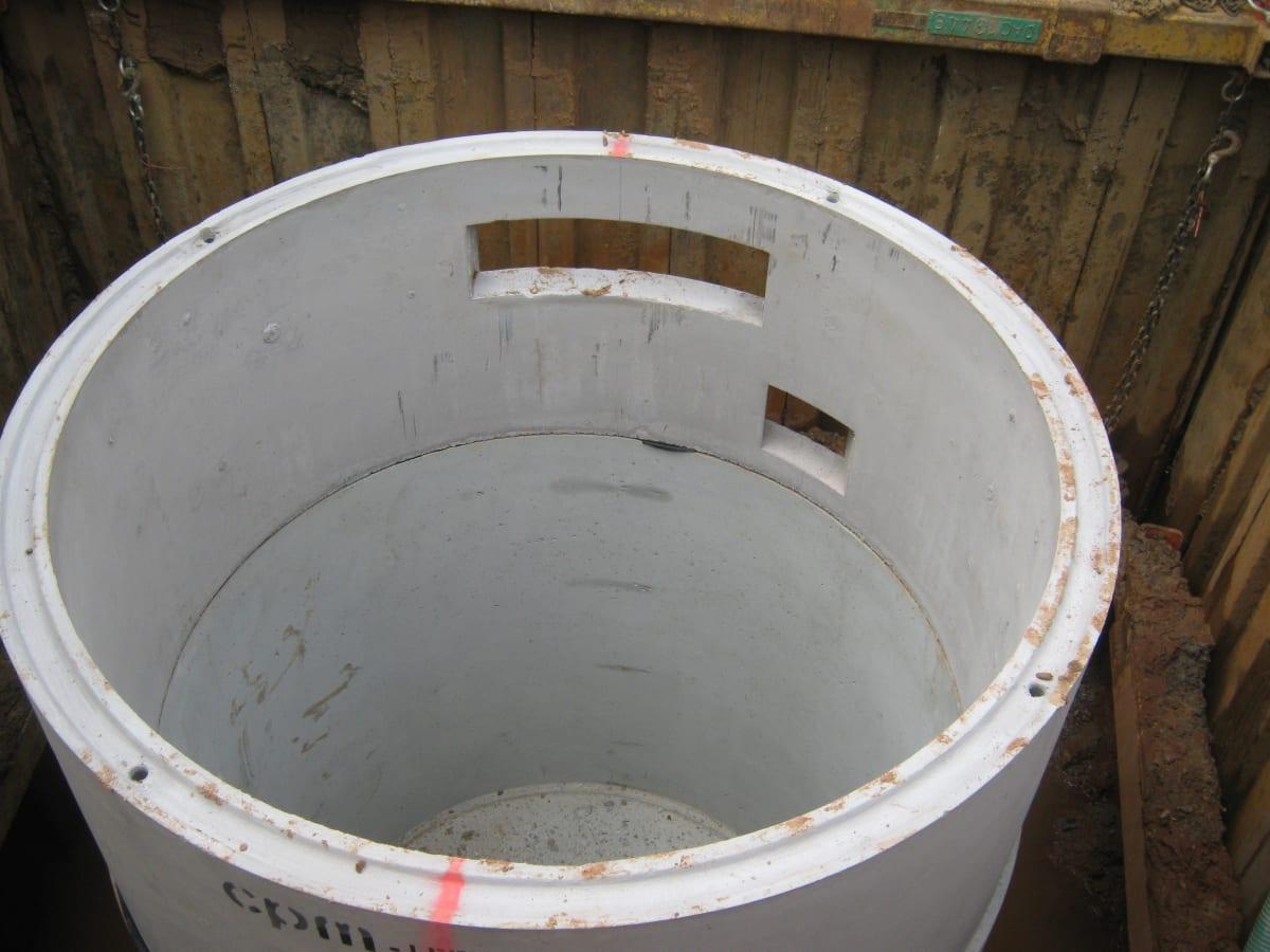 Seymour Road Sewage Pumping Station