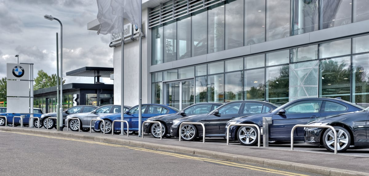 BMW/Mini Showroom Image 1
