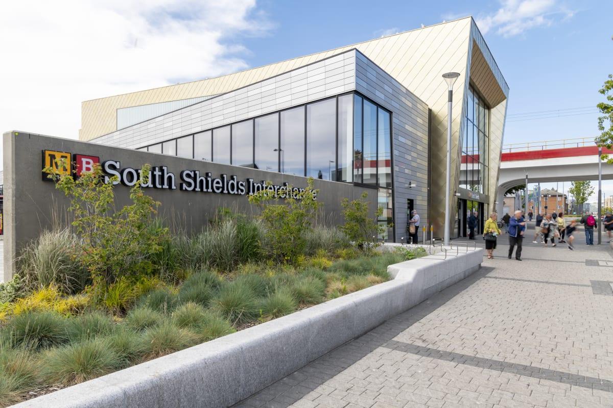 South Shields Transport Interchange