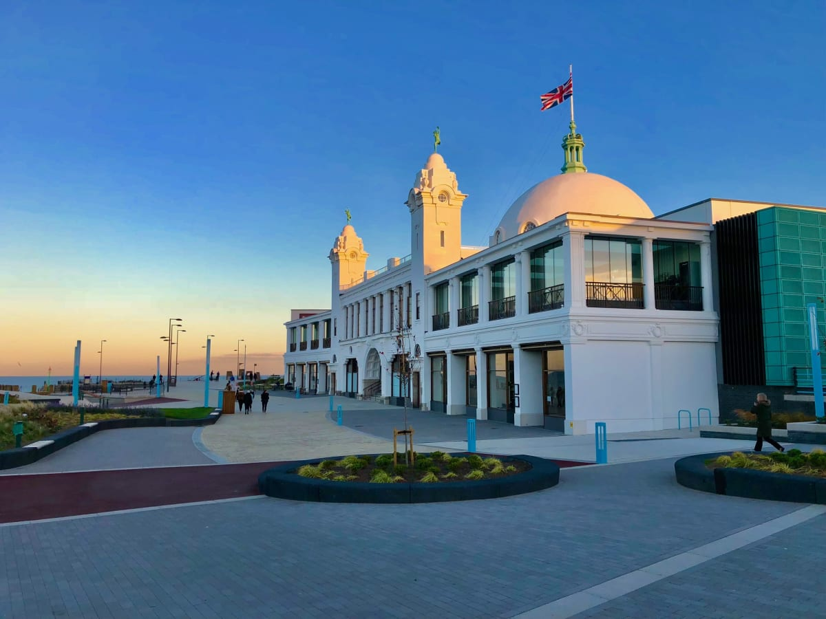 Spanish City Whitley Bay
