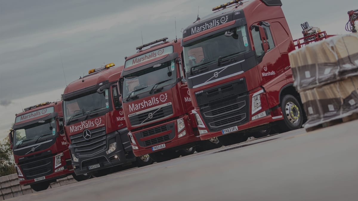 Marshalls trucks
