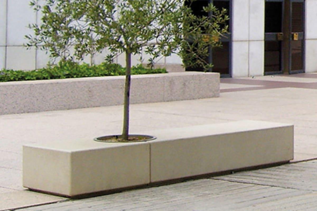 escofet godot backless bench