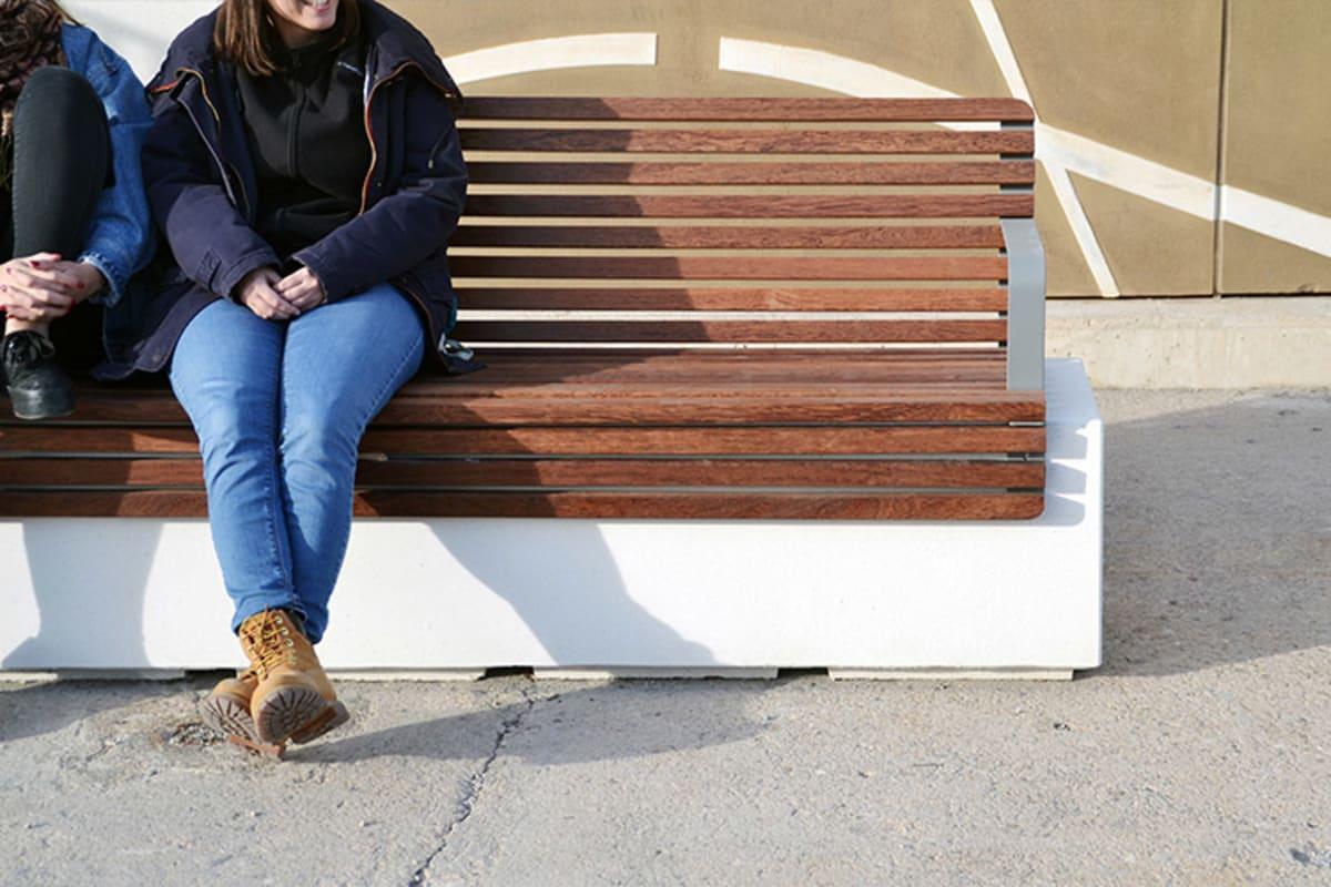 universe bench