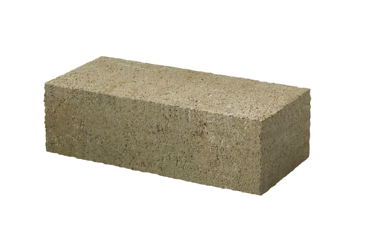 dense concrete common brick