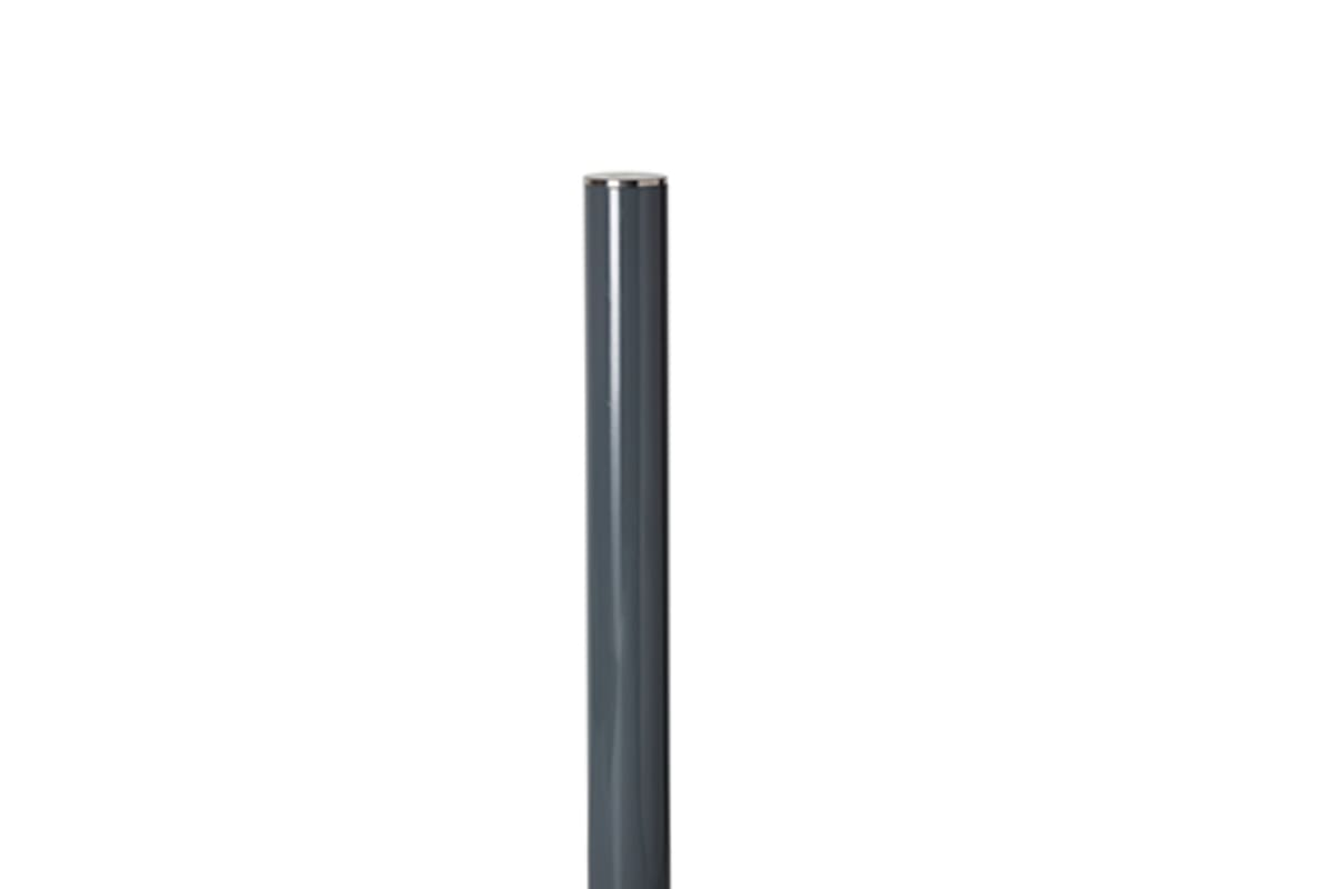 essentials steel powder coated bollard