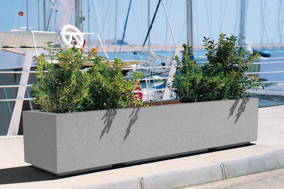 escofet box planter