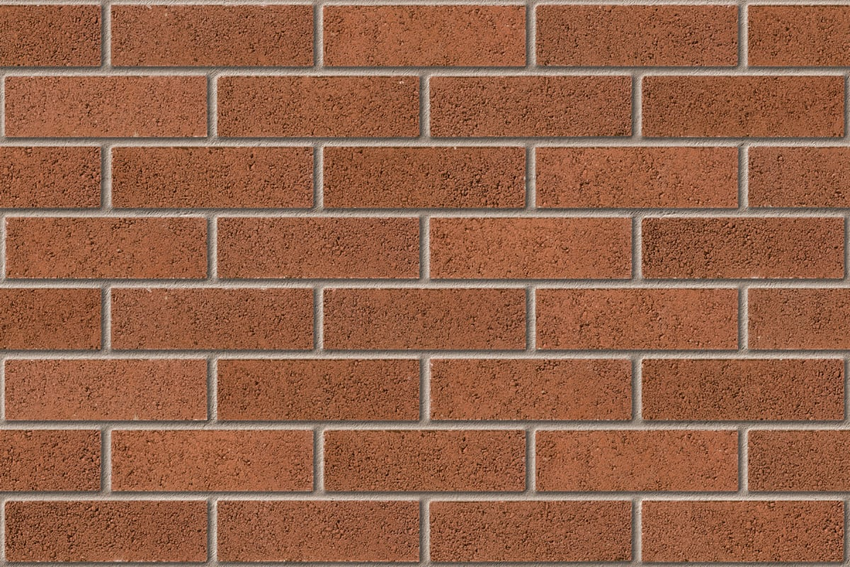 peakdale cheshire red facing brick