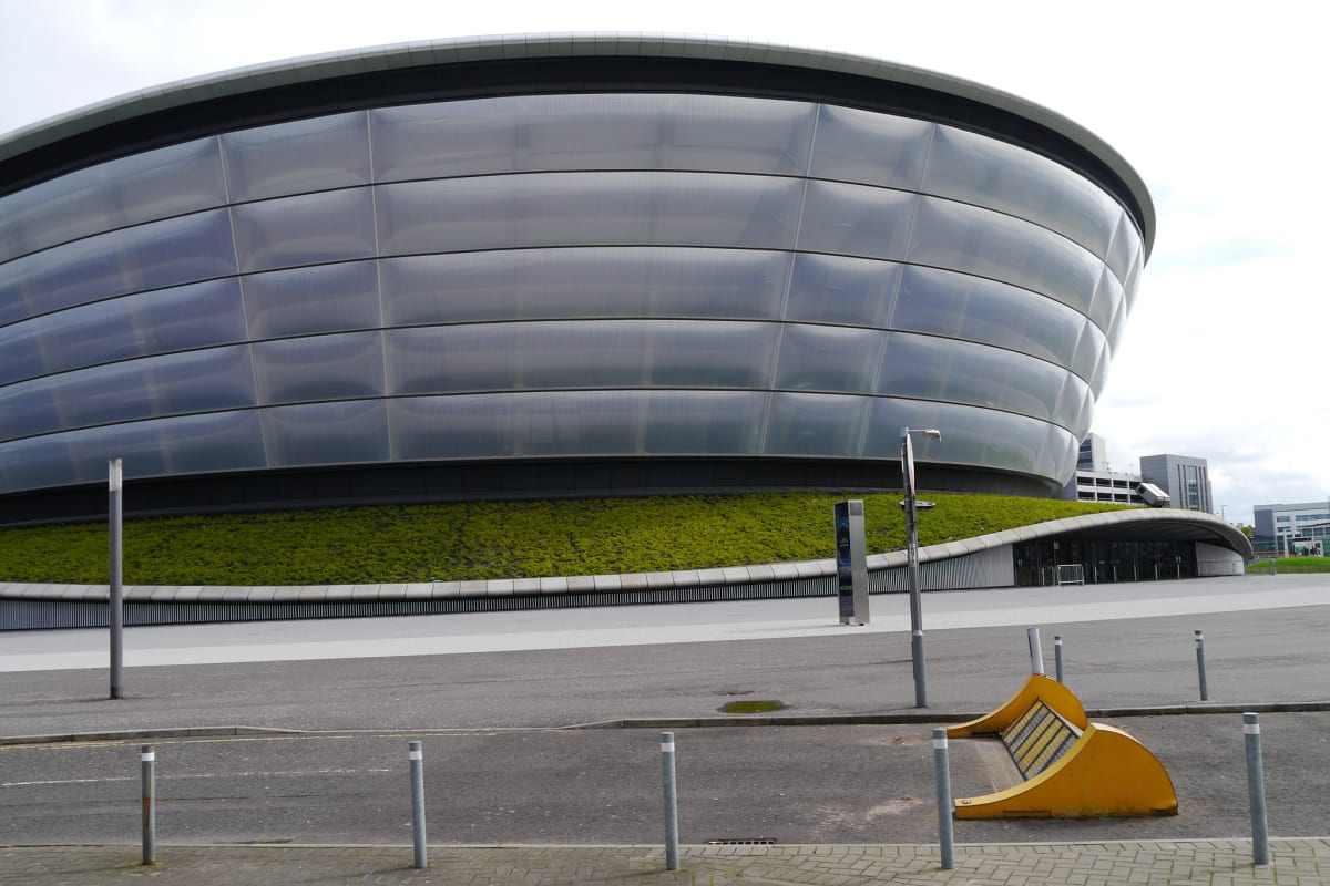 conservation x priora block chyrdo arena glasgow