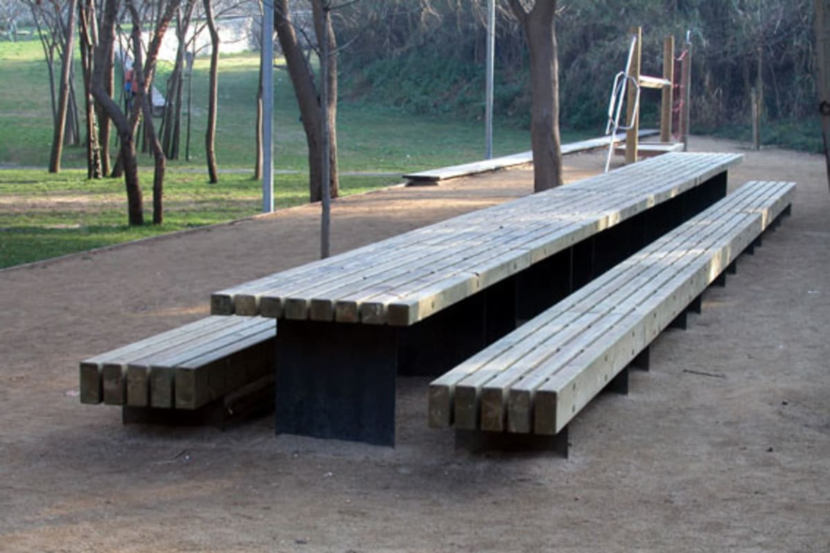 escofet tramet table