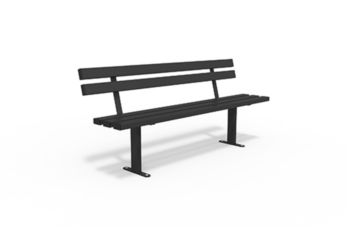 essentials 304 mild steel seat
