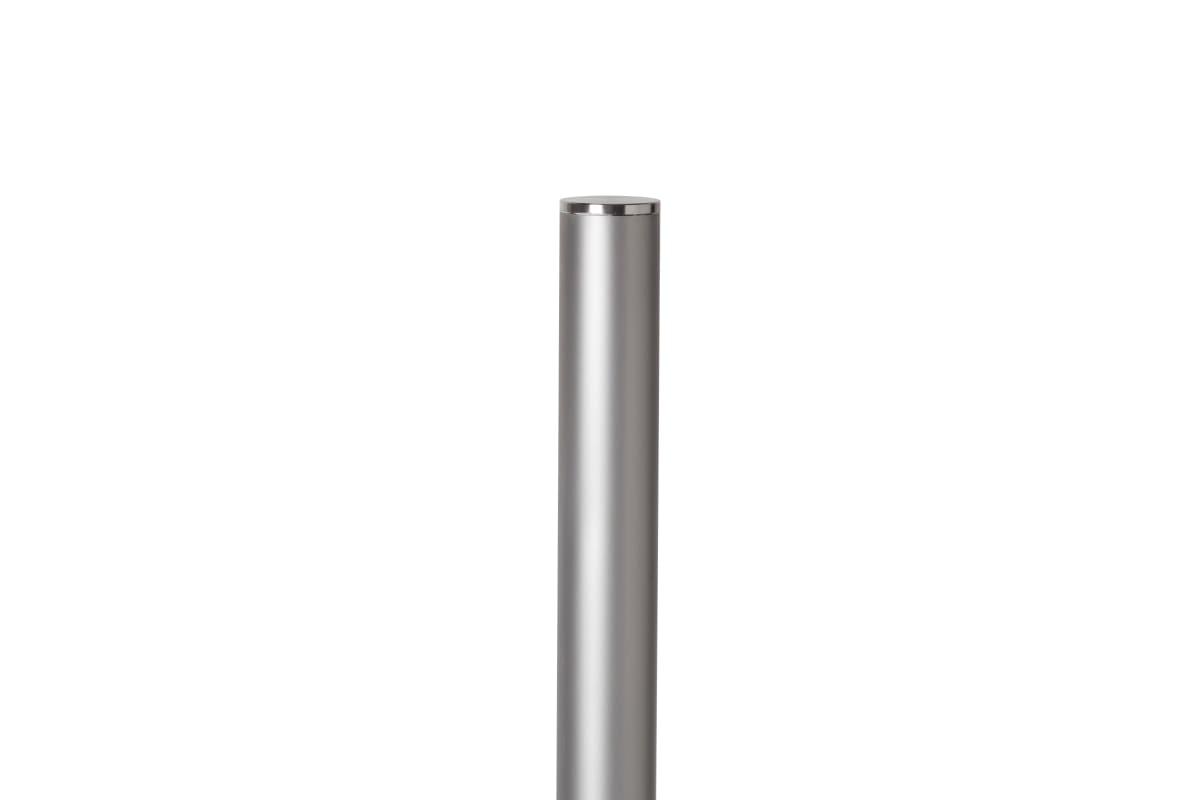 essentials 304 stainless steel bollard bead blast finish - slim