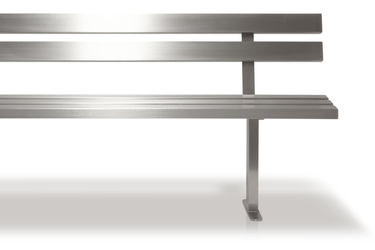 essentials 304 stainless steel seat