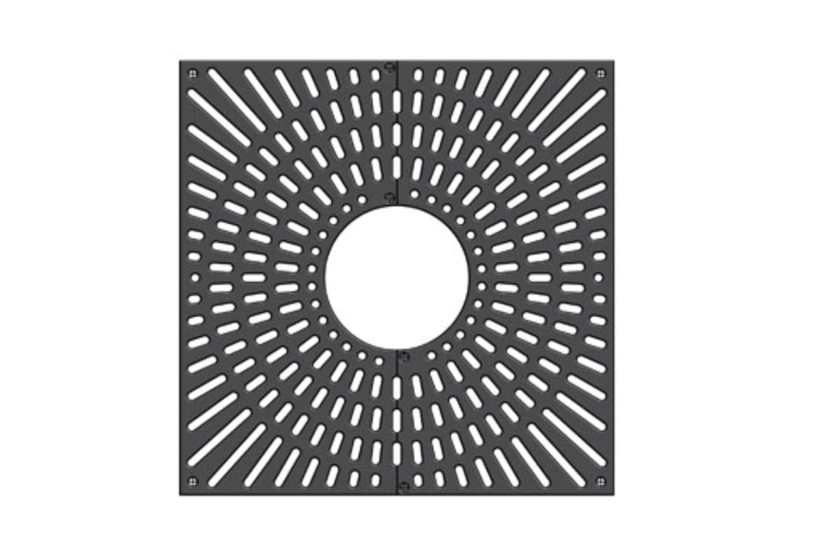 ferrocast 61p series polyurethane tree grille