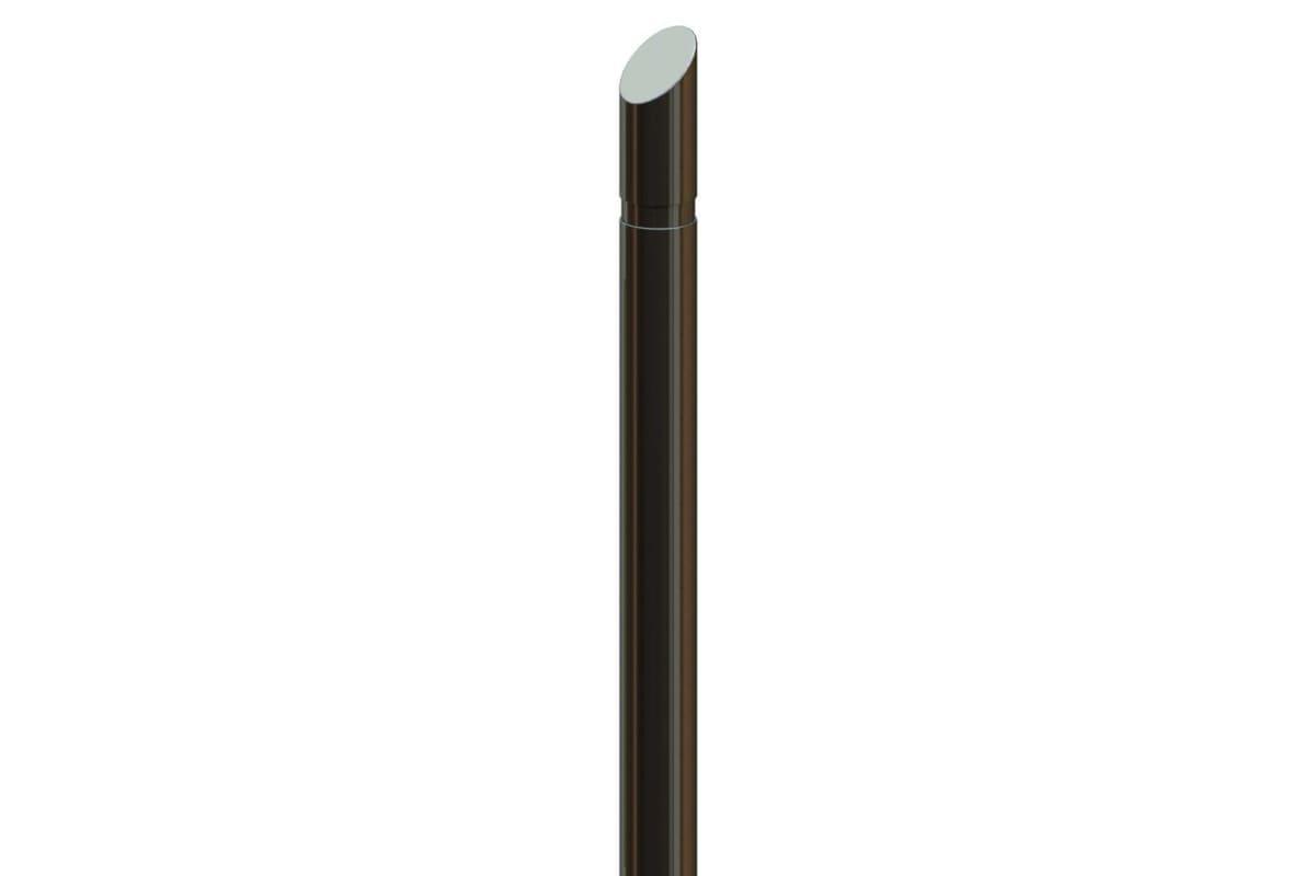 ferrocast deansgate polyurethane bollard