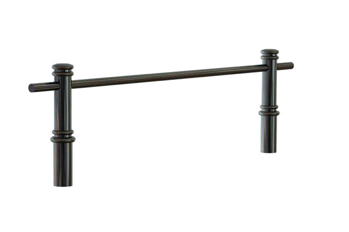 ferrocast morpeth post 1 rail polyurethane post and rail