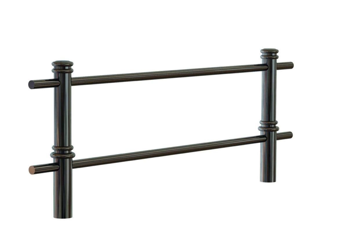 ferrocast morpeth post 2 rail polyurethane post and rail