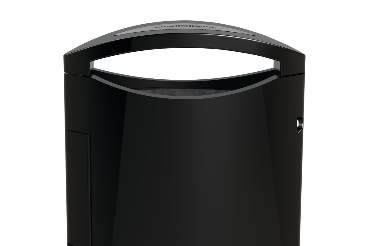 ferrocast waterside litter bin
