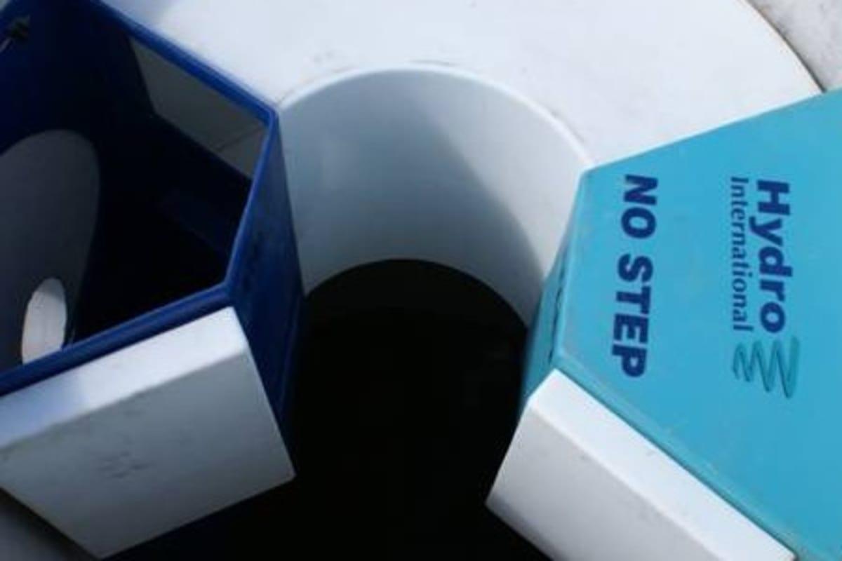 first defense hydrodynamic vortex separator