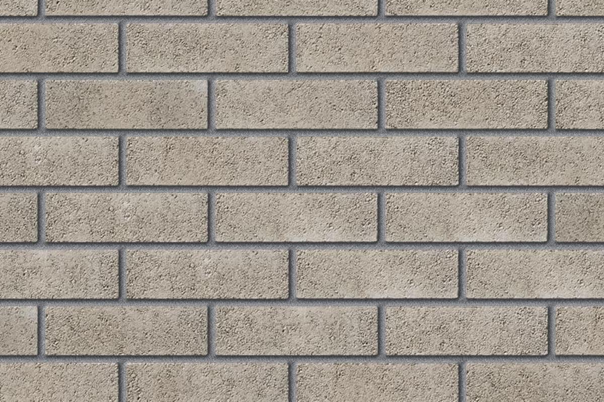 contemporary range howlite grey facing brick