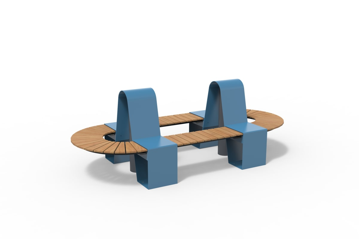 kirkos double hoop seat