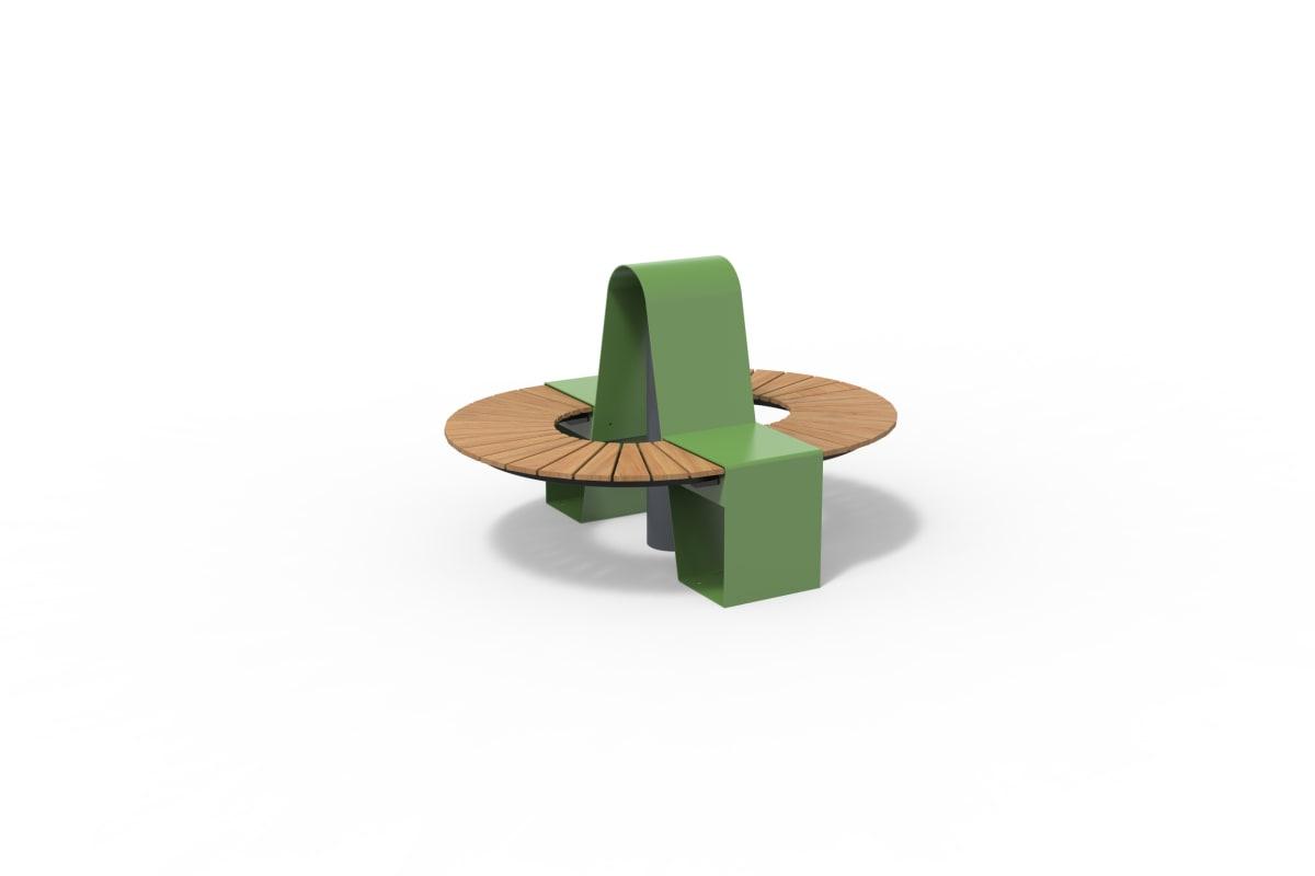 kirkos single hoop seat