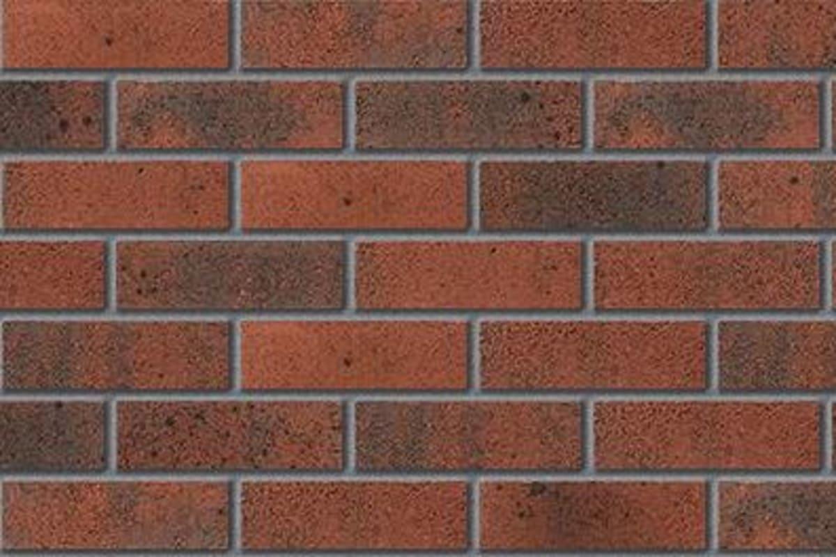 peakdale malvern burnt mulberry facing brick