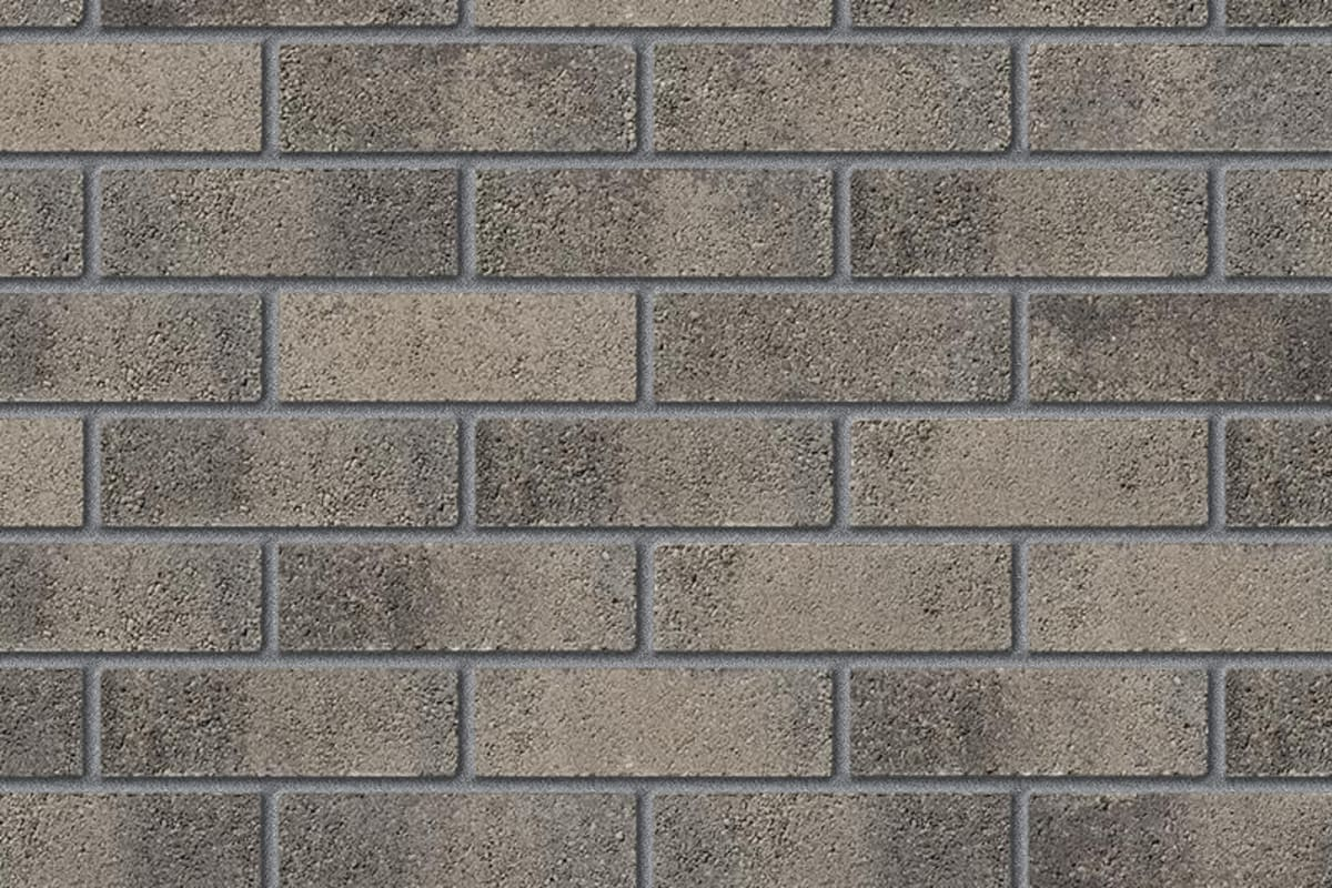 contemporary range marble grey facing brick