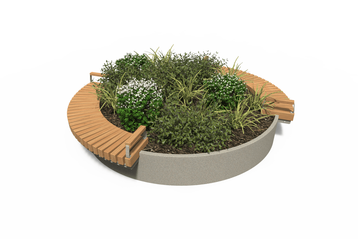 the perennial planter system