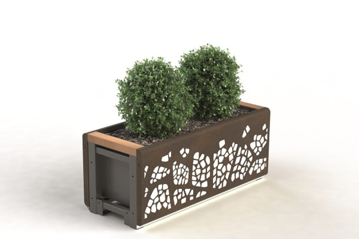 natural elements - planter module