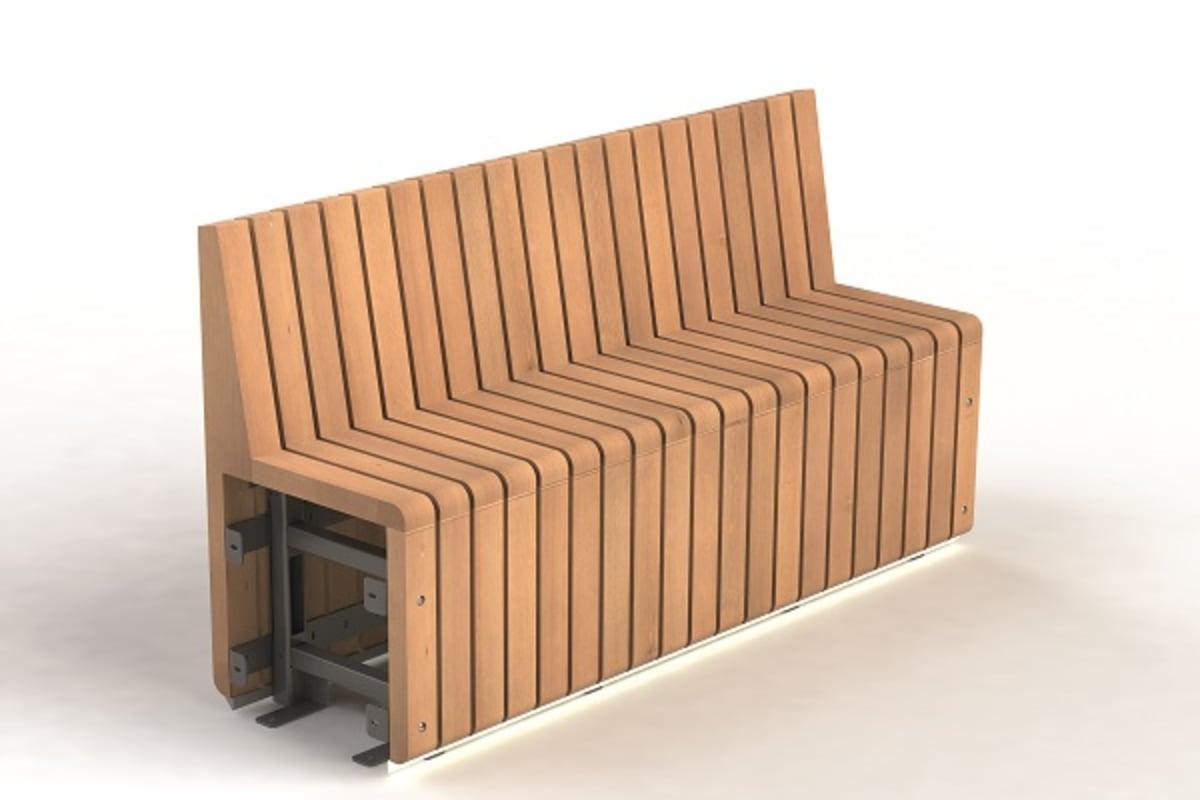 natural elements - seat module