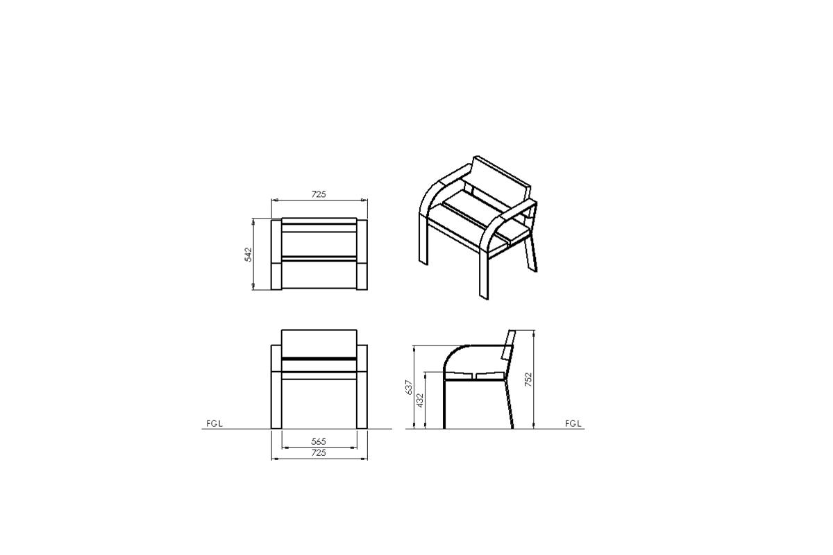 nomo single seat