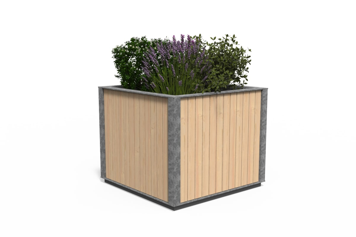 rhinoguard timber planter