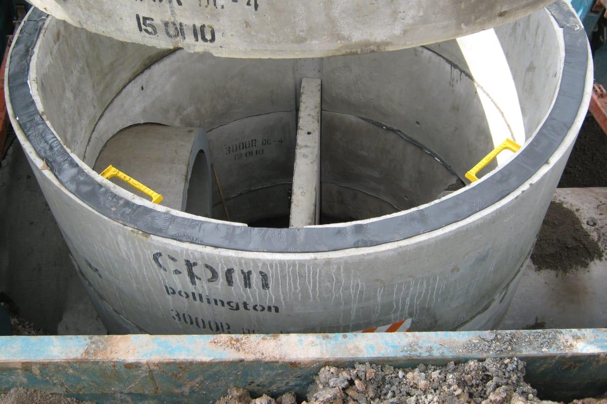 sealant chamber ring