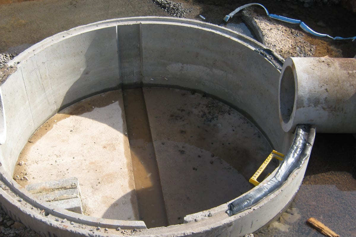 section component hydrobrake chambers