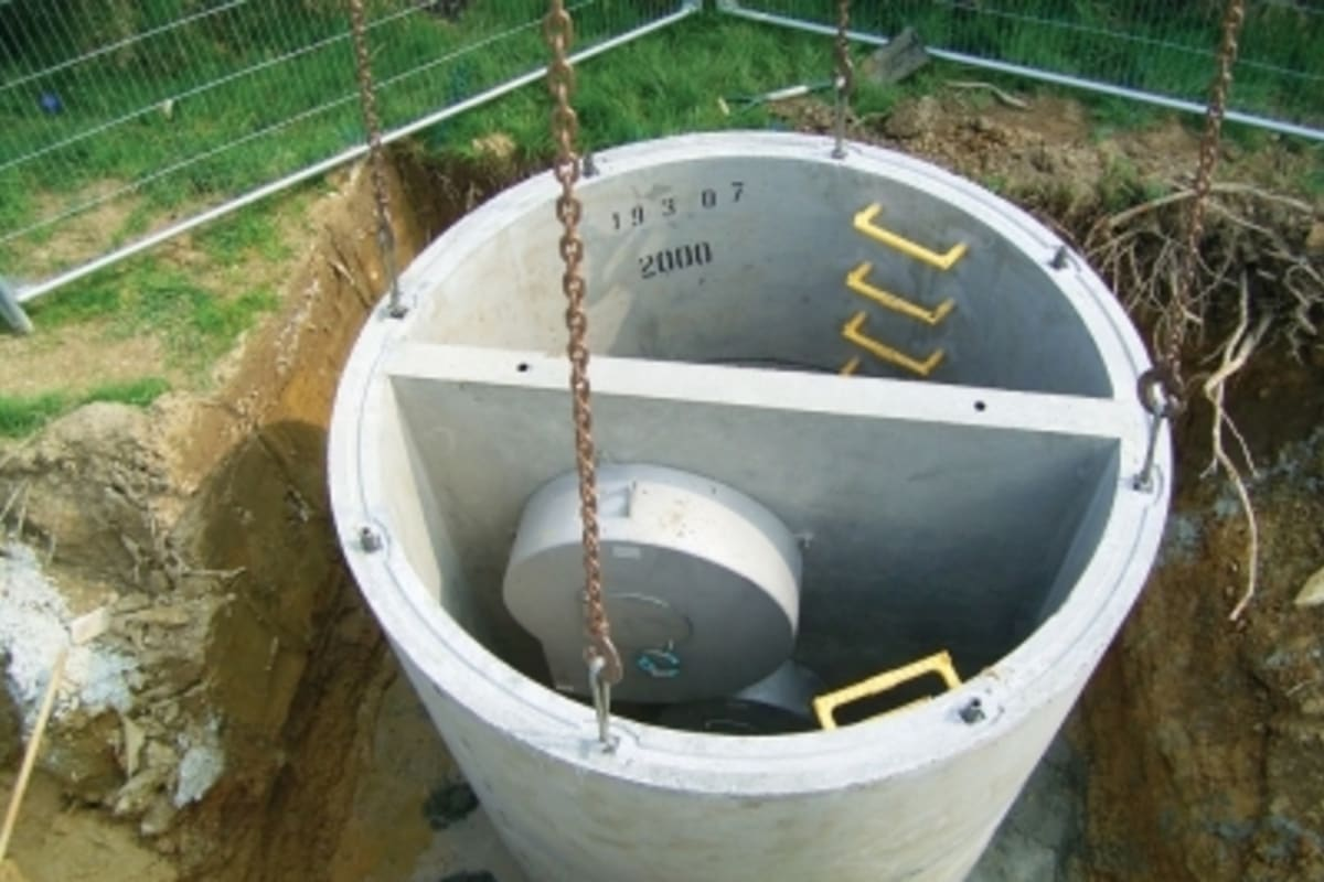sectional wide wall chambers