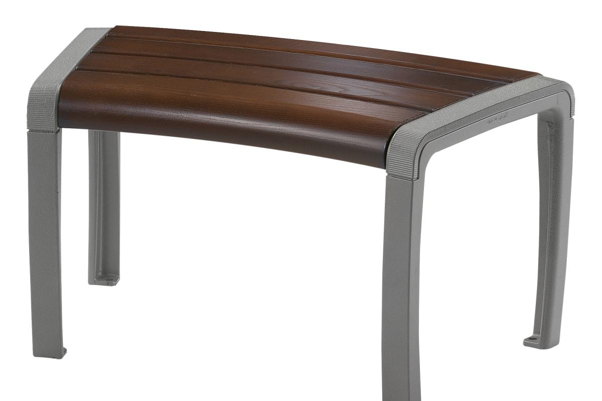 sineu graff twist curved table