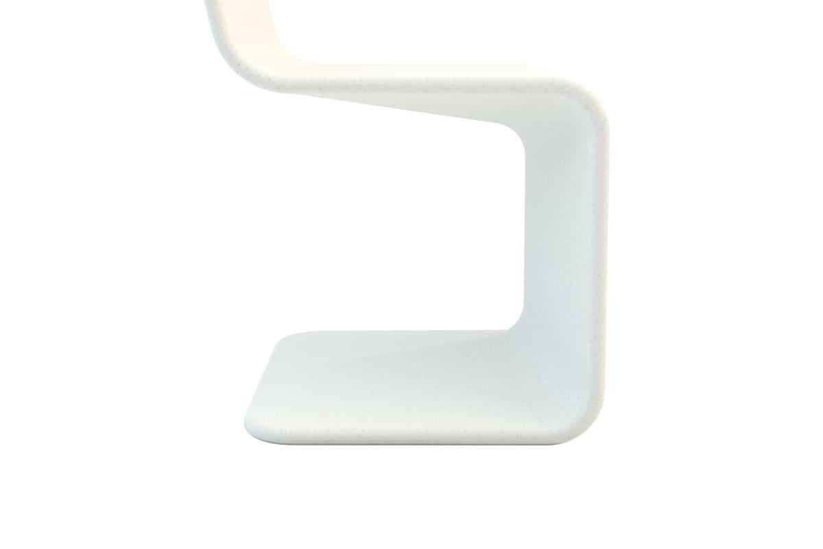 spring seat in white