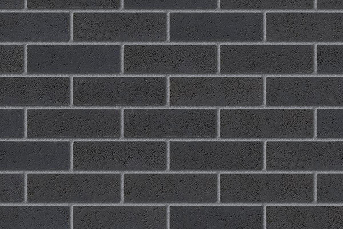 contemporary range steel blue facing brick