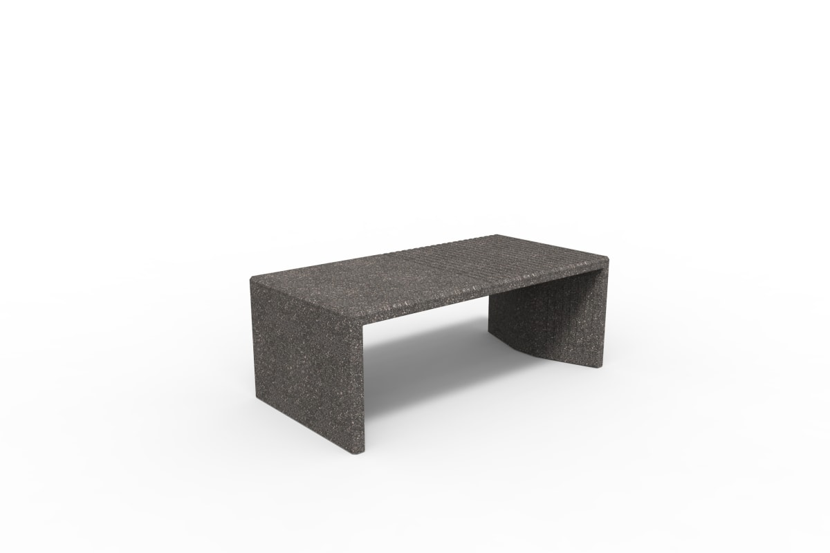 tenplo hollow bench - anthracite