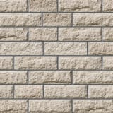darlstone natural pitched walling swatch panel