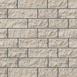 darlstone natural split walling swatch panel
