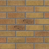 peakdale ilkley burnt maise facing brick