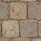 tegula cobbles - traditional