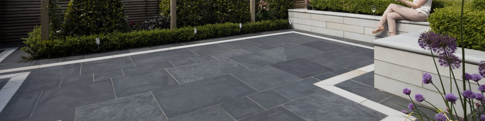 Design Patterns for Garden Paving Projects