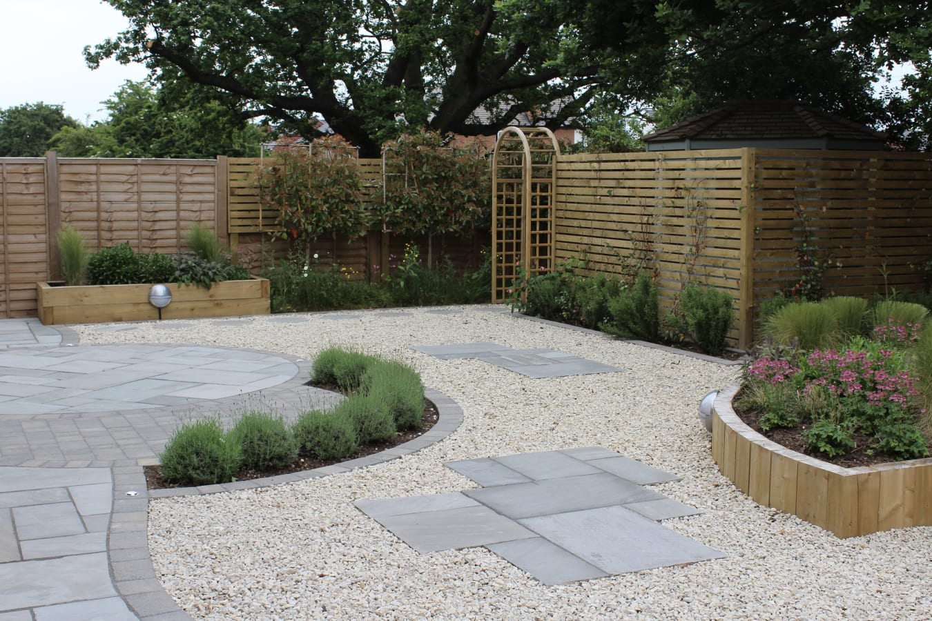 Leicestershire Garden Design Co Ltd, Marshalls Accredited ...