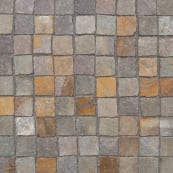 Cropped Porphyry Setts Imperial