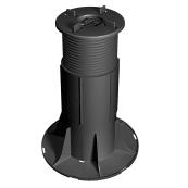 Fixed-Head Pedestal - Black