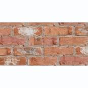 Old Mill Brick Walling - Sunset
