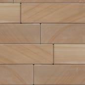 Stoneface Sawn Veneer - Golden Sand Multi