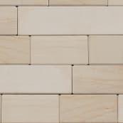 Stoneface Sawn Veneer - Caramel Cream Multi